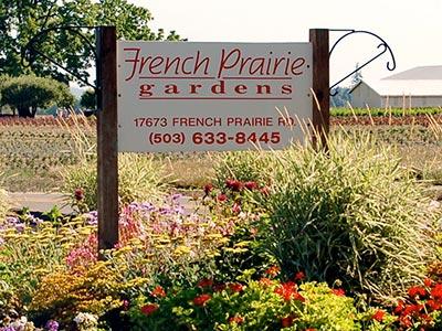 French Prairie Gardens provides Oregon Valley Farm beef in St. Paul, Oregon