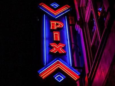 The Pix Theater provides Oregon Valley Farm jerky in Albany, Oregon
