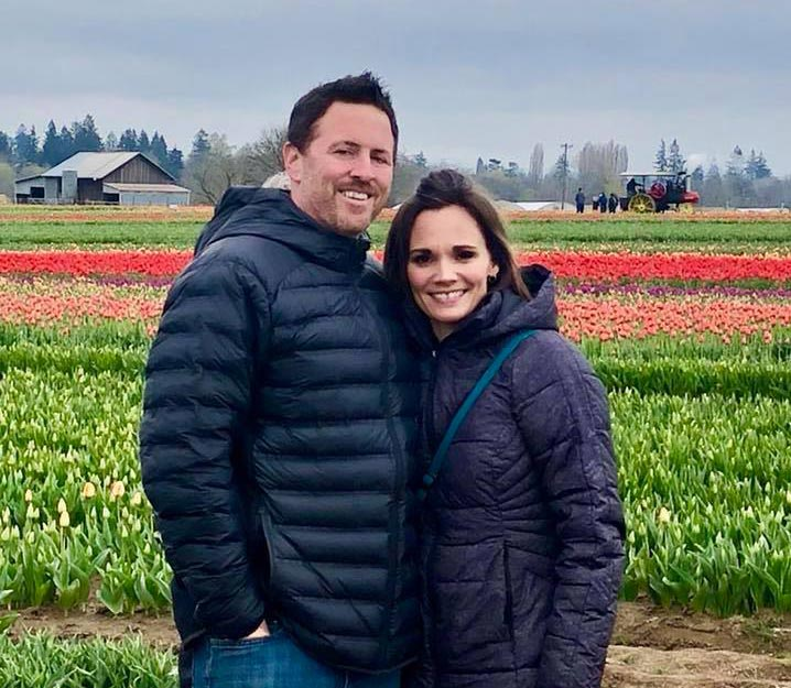 Jessica and Josh Parker, Owners of Oregon Valley Farm