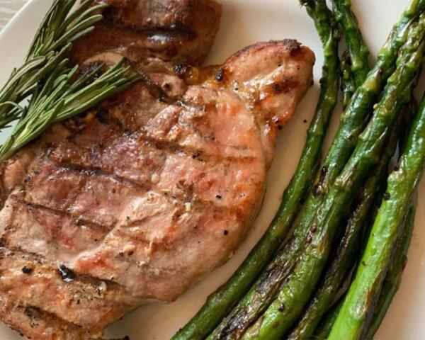 Pork Chop Pack from Oregon Valley Farm