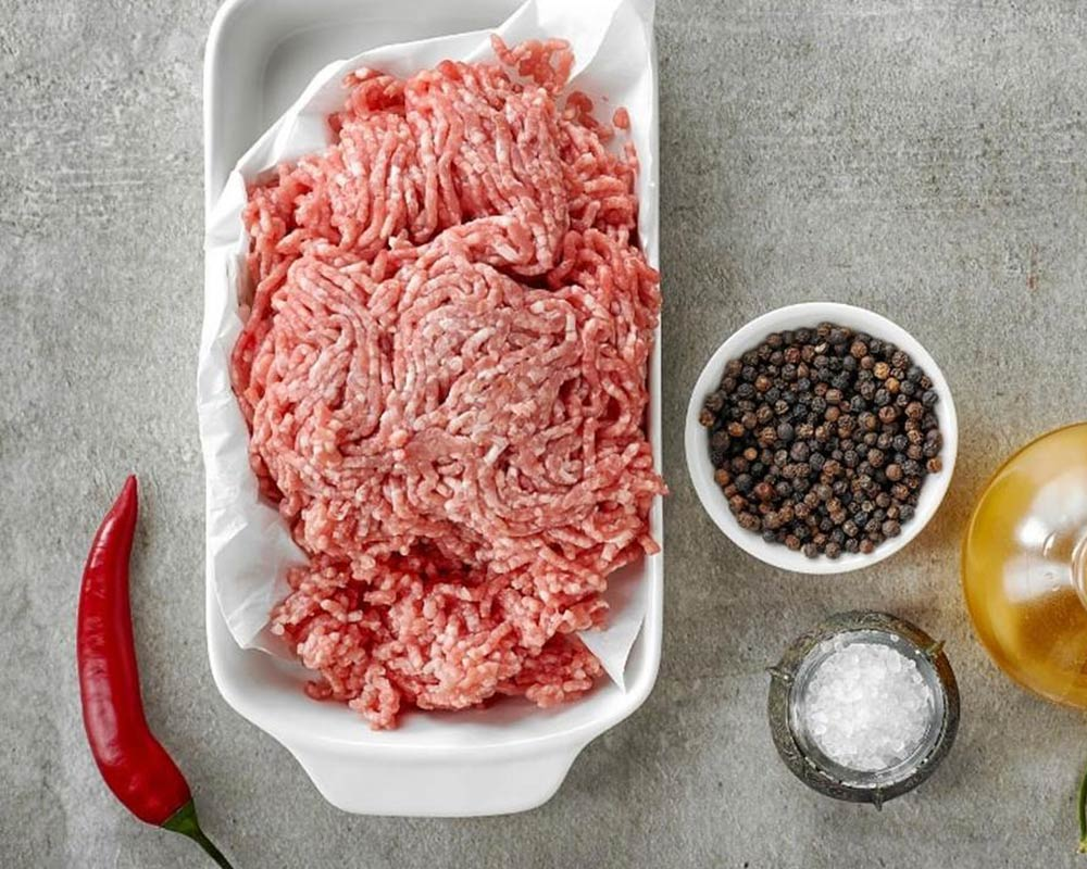 Ground Pork from Oregon Valley Farm